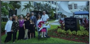 Mount Sinai Medical Center Honors the Wallack Family for their Generosity
