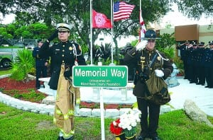 Miami-Dade Fire Rescue honors one of its own at Station 34