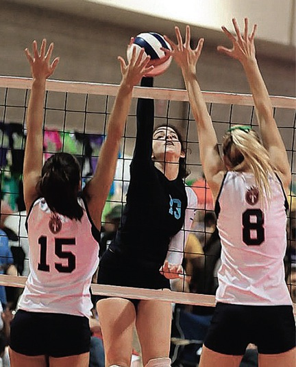 Tryout For South Dade Volleyball Club Season Set For Nov 15 17 Miami S Community News