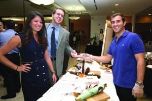 Apollo Bank food event brings business community to Brickell