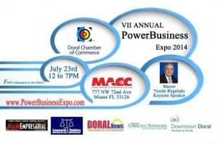 Power Business expo front