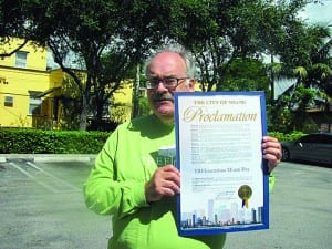 TREEmendous Miami honored by city with proclamation