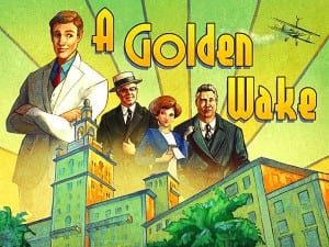 A-golden-wake