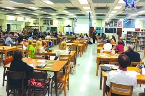 Strong start for Palmetto Senior High PTSA