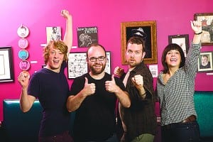 Upright Citizens Brigade coming to Cultural Arts Center, Nov. 15