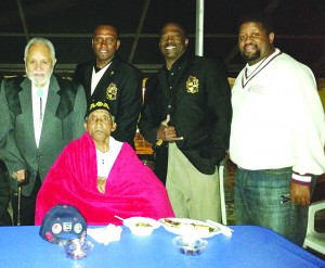 Tuskegee Airman Lt. Colonel Eldridge Williams onored on 97th birthday