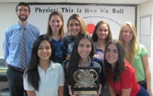 Florida Christian School students place first at FIU competition