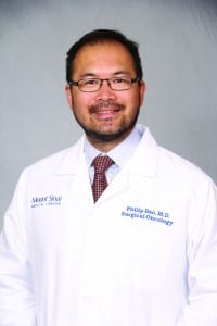 MOUNT SINAI MEDICAL CENTER WELCOMES PHILIP BAO, M D