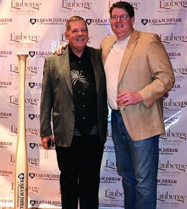 2 Seam Dream Foundation is 'Throwing Cancer a Curve'