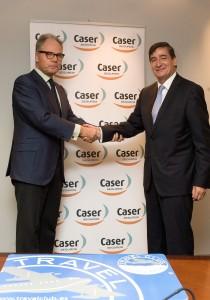 Alianza entre Caser Seguros y Travel Club
