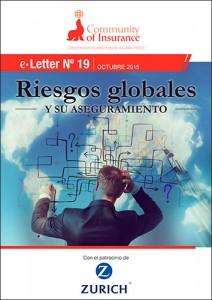 eLetter Nº 19 Riesgos globales y su aseguramiento