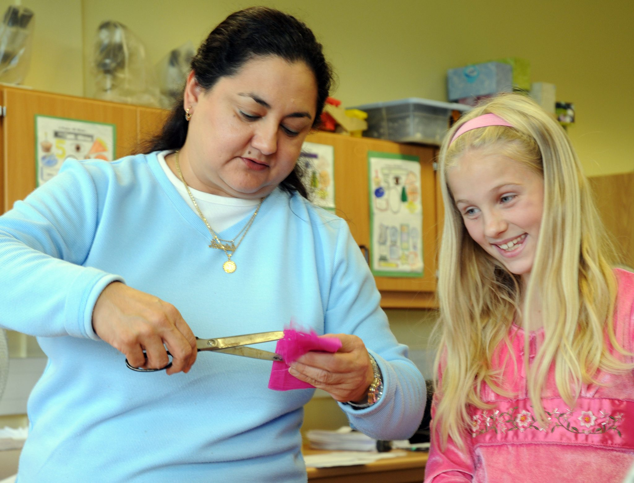 Kids Need More From School Utilize Assistant Teachers