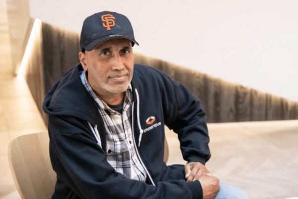 Home Connect learner Luis Mascarenhas