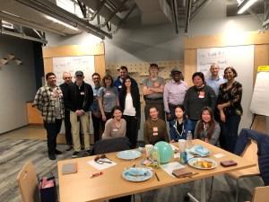 Group of CTN Volunteers