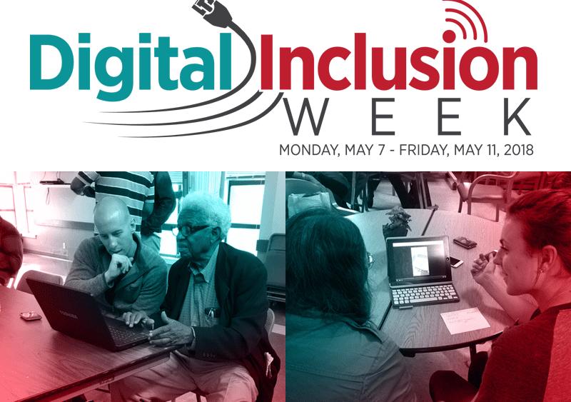 Digital Inclusion week logo