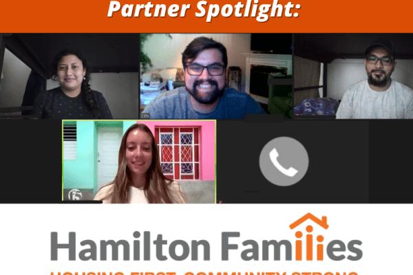 Partner Spotlight: Hamilton Families
