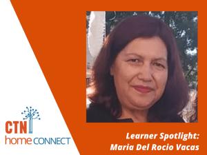 Home Connect Learner Maria Del Rocio Vacas