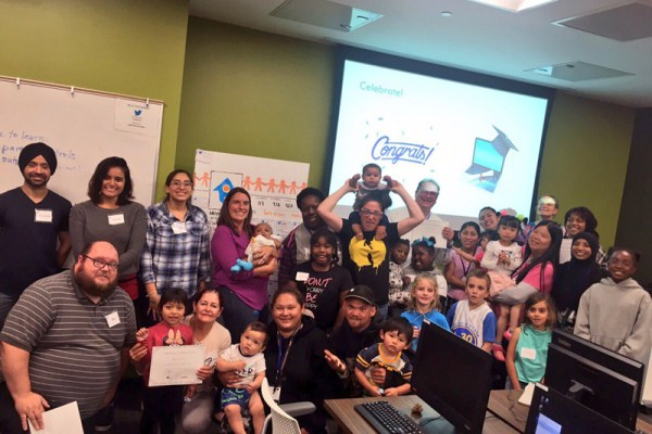 Digital Literacy Training for NeighborNest Parents