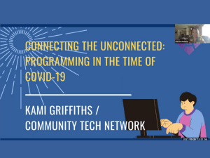 Connecting the Unconnected Digital Divide Webinar