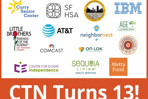 13 Years of CTN: Our Partners and Sponsors