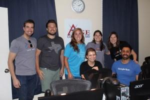 Google Fiber volunteer team
