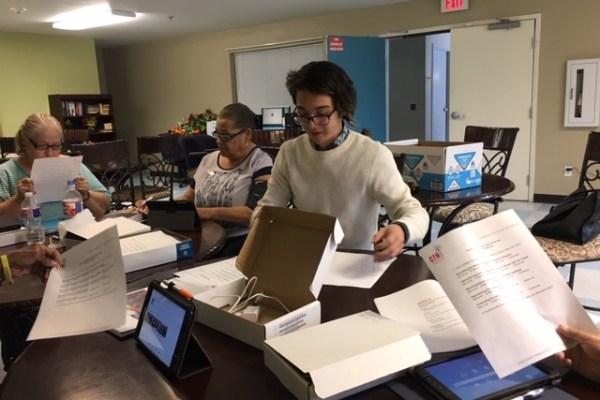 Training at Oak Springs residency