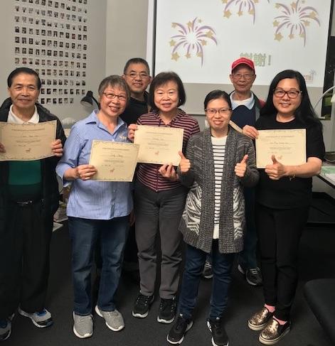 Sunset Connect graduates