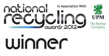 National Recycling Awards Winner