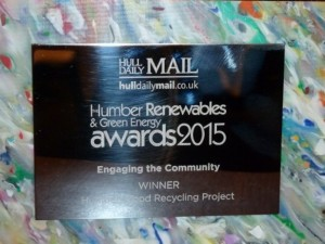 Humber Green Energy Award