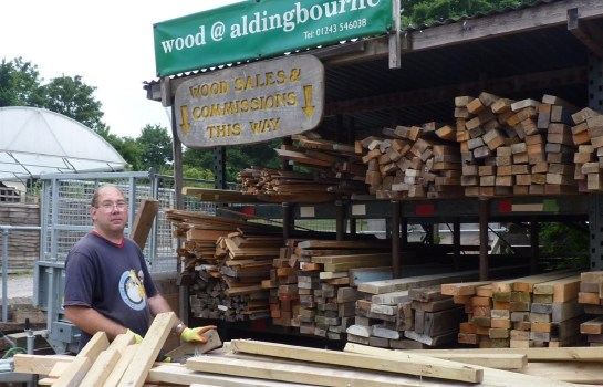 Aldingbourne Trust seeks Wood Recycling Lead