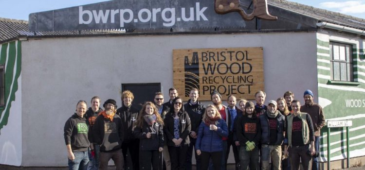 Successful bond launch allows Bristol Wood Recycling Project to buy its new premises