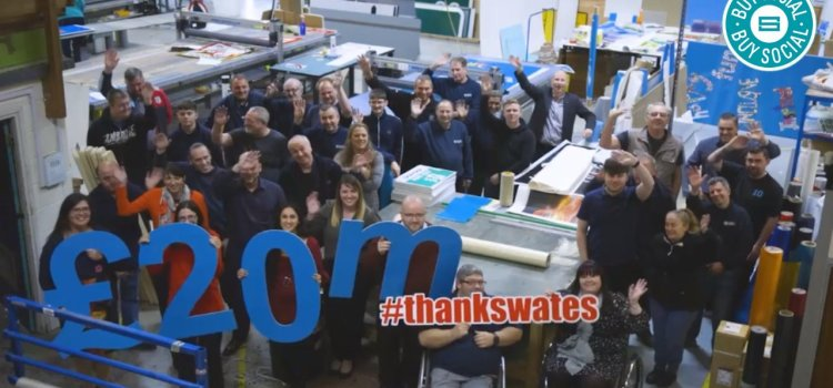 Wates Group spends £20 million with Social Enterprises