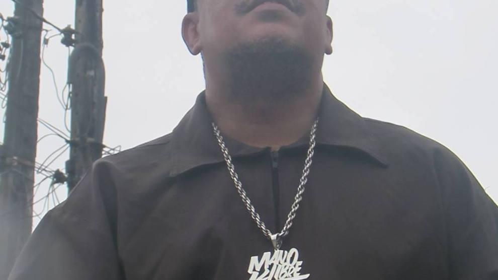 O rap de K-libre Ruídos Negros