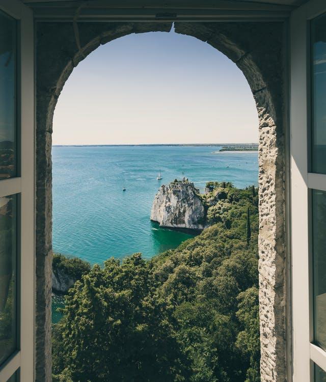 raam uitzicht window opportunity