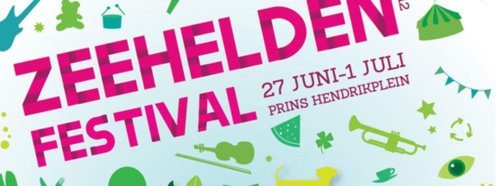 Zeeheldenfestival Beeld Commutaal Den Haag