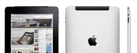 Apple ha lanzado el nuevo iPad para echar del mercado a otras tablets de alta gama