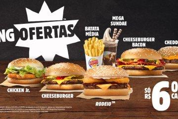 Opinião Burger King
