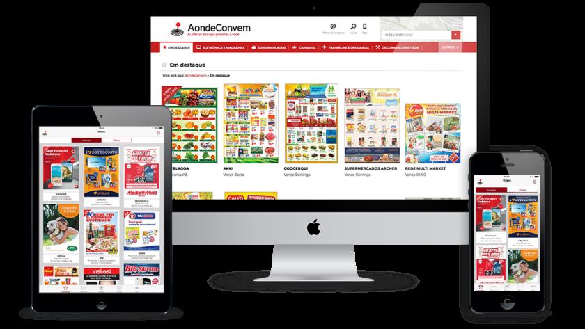 Ofertas de Supermercados - Aondeconvem