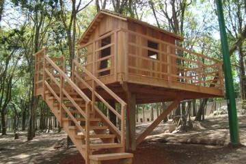 Como fazer uma casa da Arvore