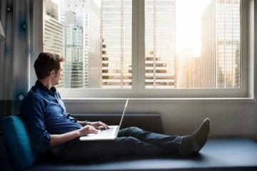 Trabalhar como home office