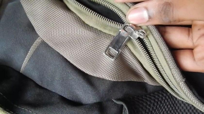 como consertar ziper