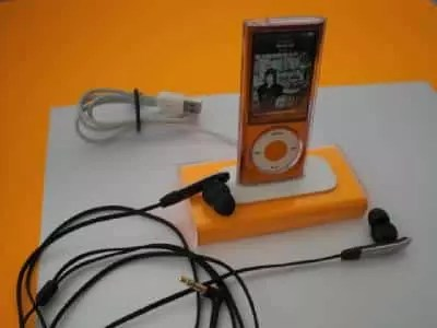 Base dock para iPod