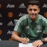 Alexis Sánchez tras firmar con el Manchester United hizo una extravagante compra
