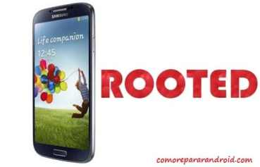 rootear galaxy s4