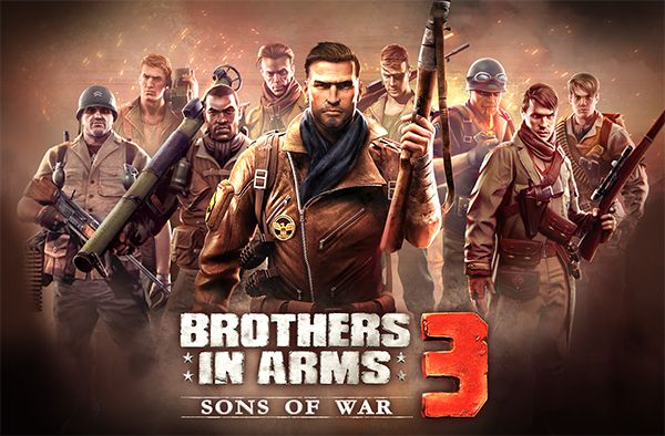 Brothers in Arms 3: Sons of War descargar