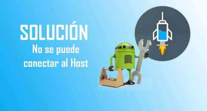 No se puede conectar al Host http injector android