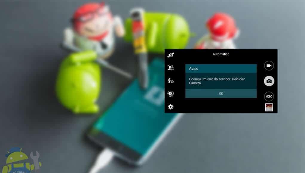 Reparar error del servidor reinicie la cámara en Android [Solución]