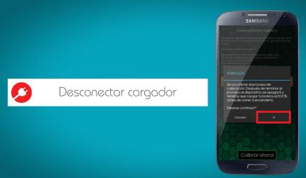 calibrador de bateria android app