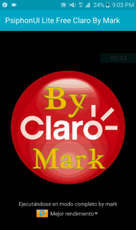 como descargar Psiphon Lite Free Claro By Mark 1 apk gratis
