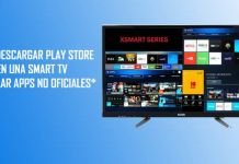 como instalar y descargar play store en smart tv